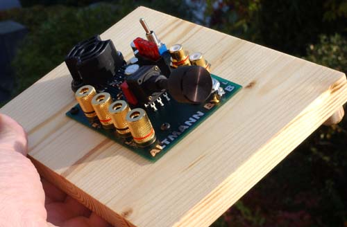 The Altmann BYOB amplifier